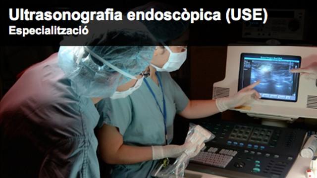 Curso de Especialización Universitaria en Ultrasonografía Endoscópica
